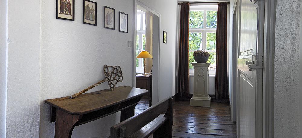 Huis van de dichter vakantiewoning watou - Gang huis ...